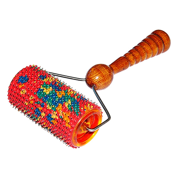 Массажер для мытья головы - Актиния