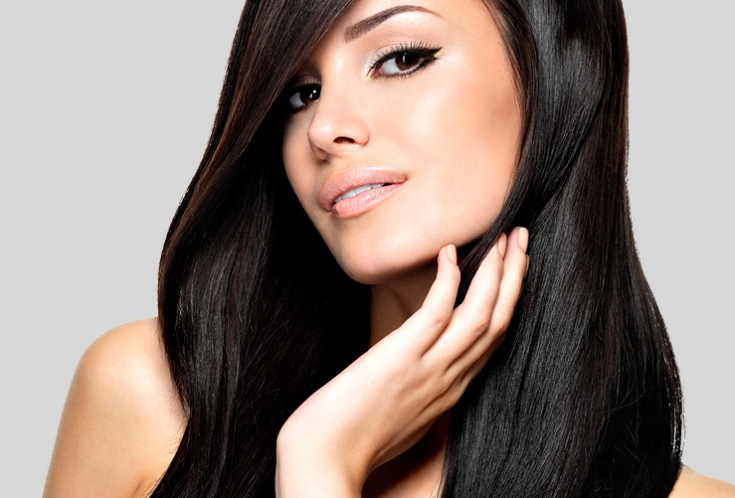 Как выпрямить волосы утюжком: пошаговая инструкция