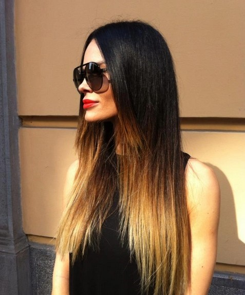 Если черные волосы покрасить белой краской что будет