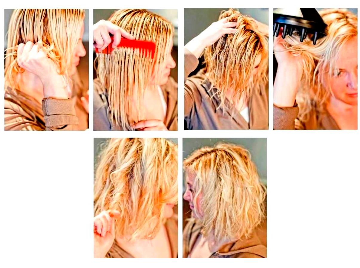 длинные и средние волосы
