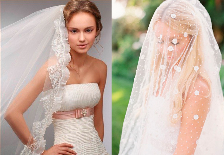 Прически для невесты