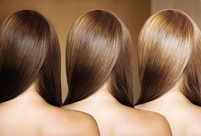 Как смывать глицерин с волос
