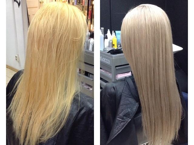 Подобрать цвет тонировки для волос