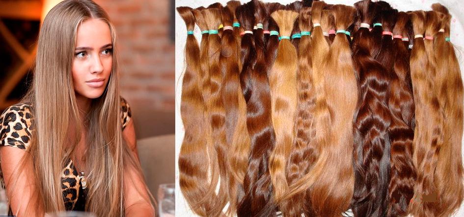 Средства для ухода за нарощенными натуральными волосами