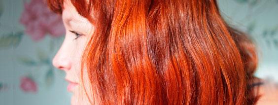 Как смыть хну с волос: способы и рекомендации