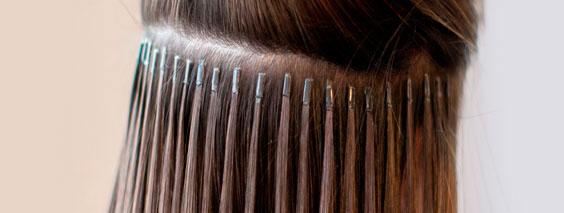 Как в домашних условиях снять капсулы с волос