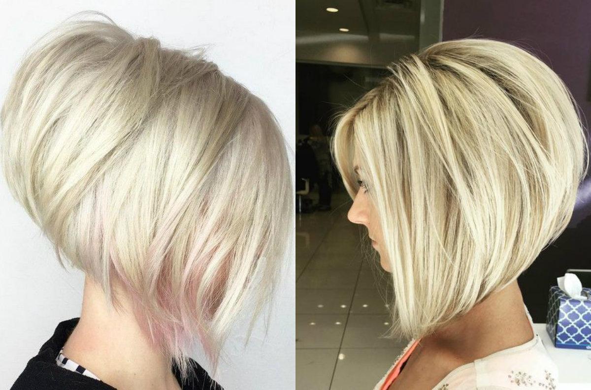 Модные стрижки на средние волосы обзор актуальных трендов